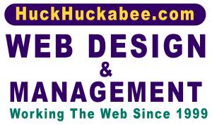 Huck Huckabee Web Design & Management