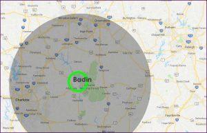 Map for Huck Huckabee